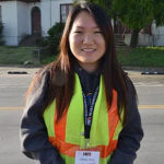 Olivia Chen, May 2016,  Volunteer